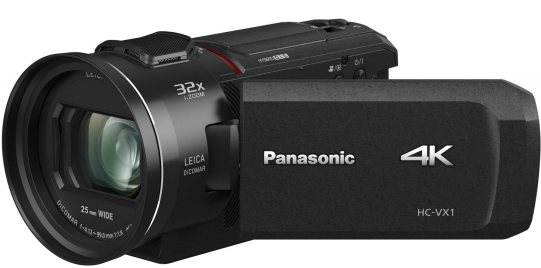 Panasonic Panasonic HC-VX1 Video Camera