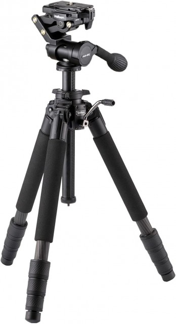Velbon Velbon PRO GEO V640 Tripod with PHD-66Q 3-Way Head