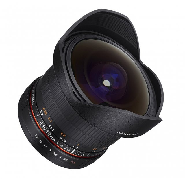 Samyang Samyang 12mm F2.8 Fisheye lens for Sony FE