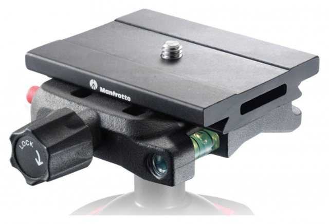 Manfrotto Manfrotto Top Lock Quick Release Adaptor With Plate