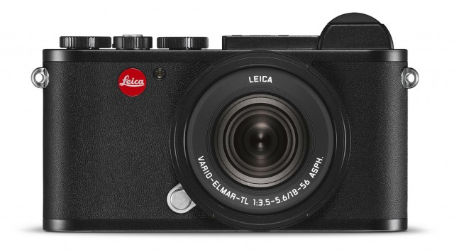 Leica Leica CL 18-56mm Vario kit, black