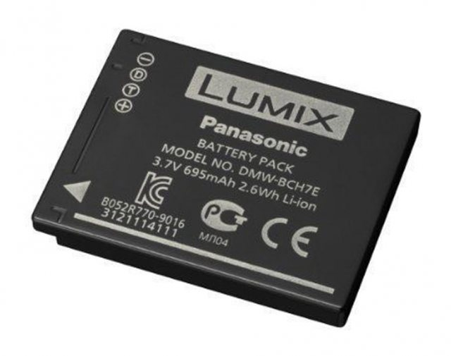 Panasonic Panasonic DMW-BCH7E battery