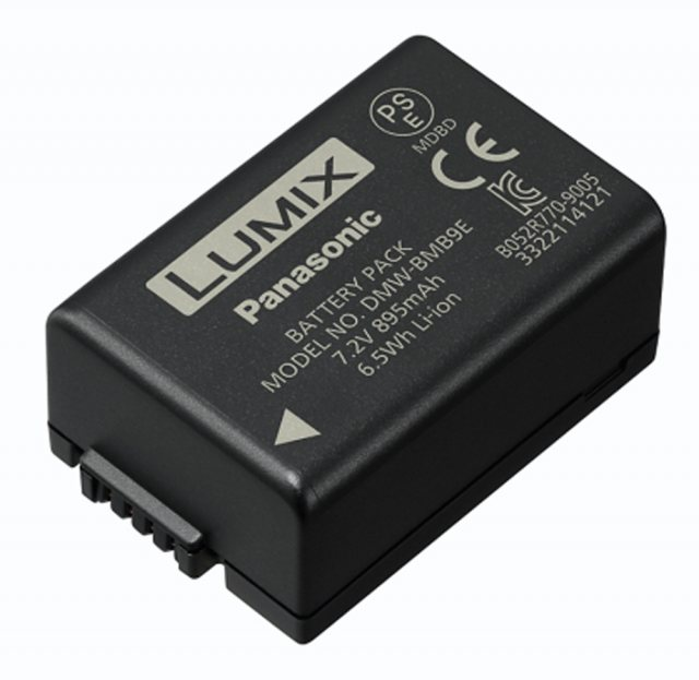 Panasonic Panasonic DMW-BMB9E battery