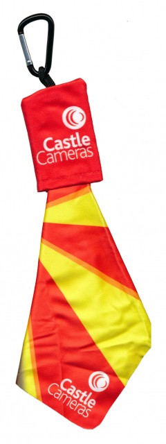 Castle Castle Lens cleaning cloth