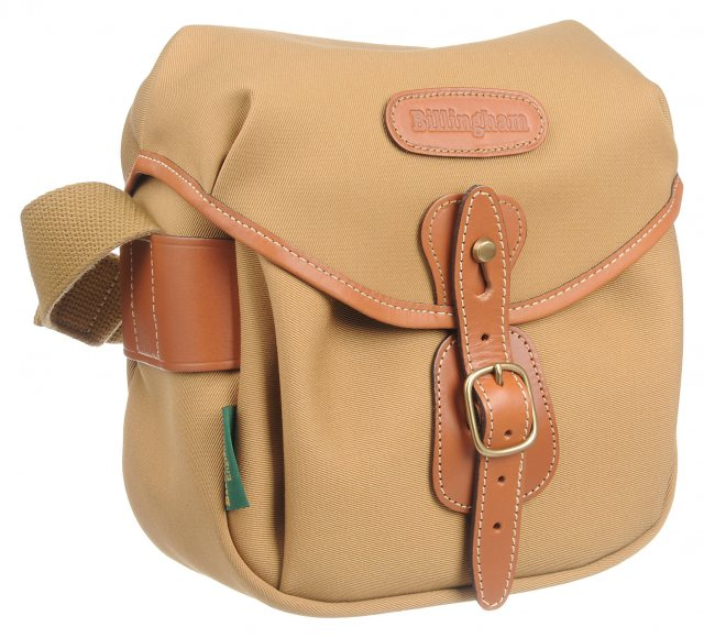 Billingham Billingham Hadley Digital, Khaki Canvas/Tan Trim