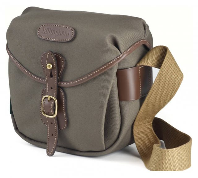 Billingham Billingham Hadley Digital, Sage Fibrenyte/Chocolate Trim