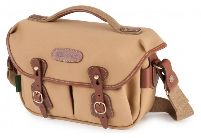 Billingham Billingham Hadley Small Pro, Khaki Canvas/Tan Trim