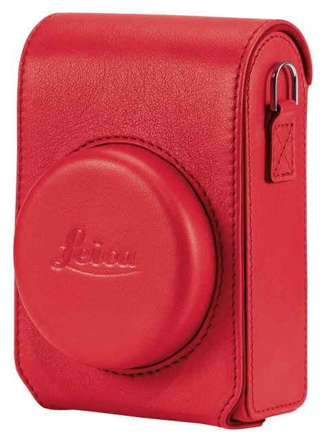 Leica Leica Case C-Lux, leather, red