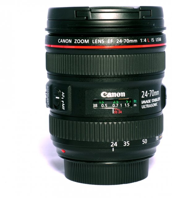 Canon Used Canon EF 24-70mm f4 IS USM