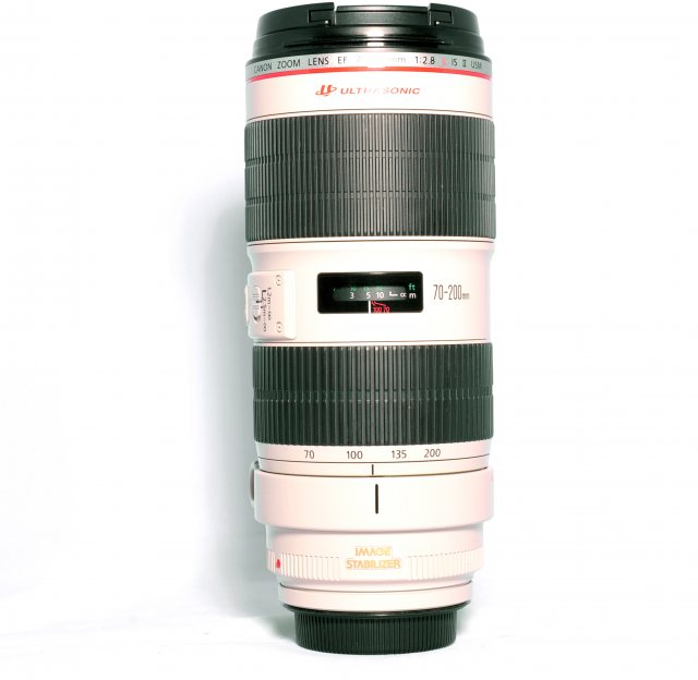 Canon Used Canon EF 70-200mm f2.8 L IS USM Mk II