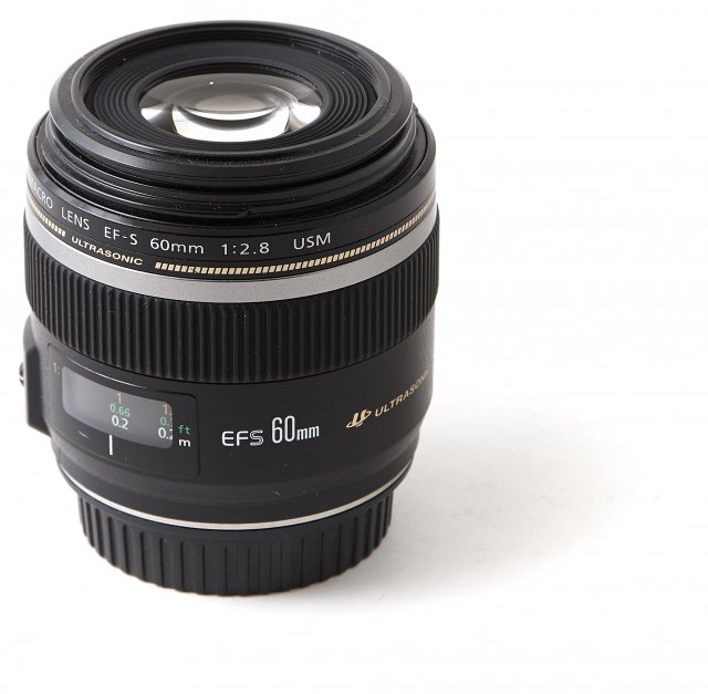Canon Used Canon EF-S 60mm f2.8 Macro