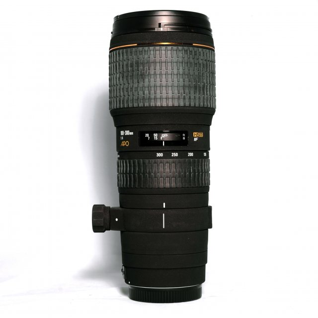 Sigma Used Sigma 100-300mm f4 for Canon EOS