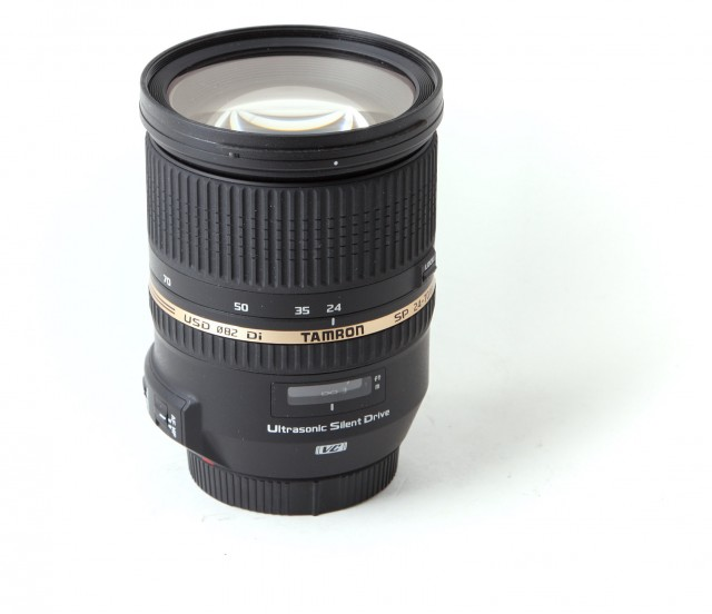Tamron Used Tamron 24-70mm f2.8 VC USD for Canon EOS