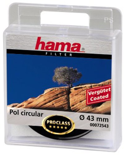 Hama Hama 43mm Circular Polarising filter