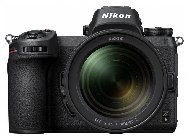 Nikon Nikon Z 6 + NIKKOR Z 24-70mm f4 S Kit