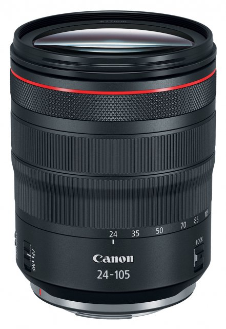 Canon Canon RF 24-105mm f4 L IS USM