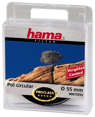 Hama Hama 55mm Circular Polarising filter