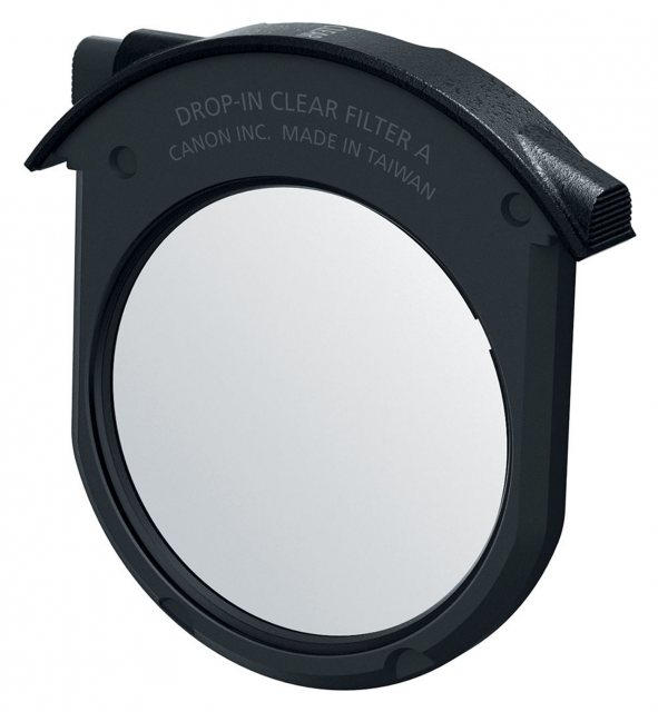 Canon Canon Drop-In Clear Filter A