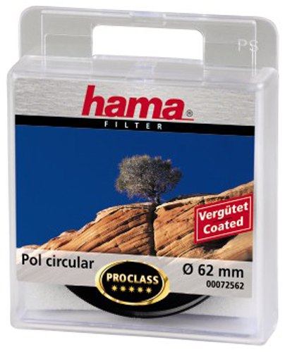 Hama Hama 62mm Circular Polarising filter