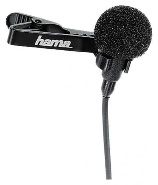 Hama Hama LM-09 Lavalier Clip-on Microphone