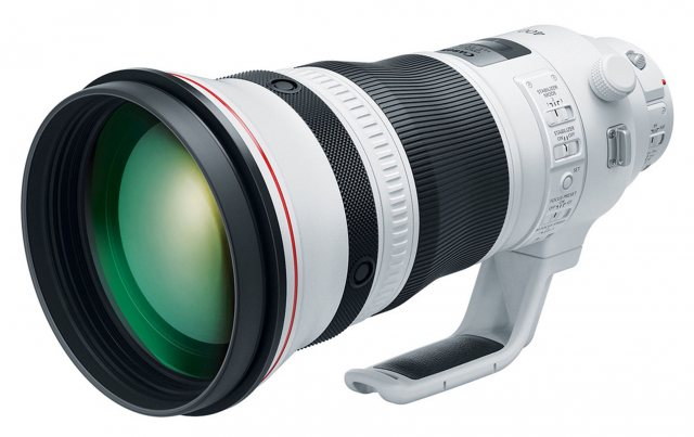 Canon Canon EF 400mm F2.8L IS III USM
