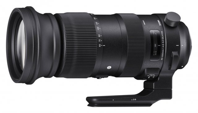 Sigma Sigma AF 60-600mm F4.5-6.3 DG OS HSM Sport for Canon EOS