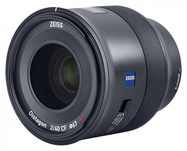 Zeiss Zeiss 40mm F2 Close Focus Batis for Sony Alpha FE