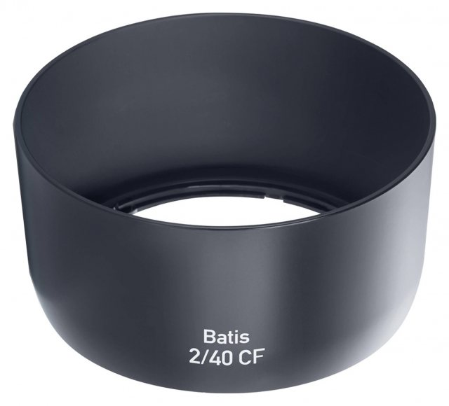 Zeiss Zeiss Lens shade for Batis 40mm F2 CF