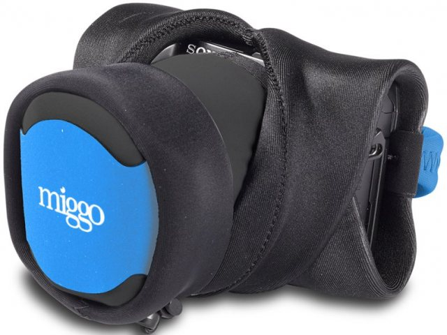 Miggo Miggo Grip and Wrap CSC Black/Blue