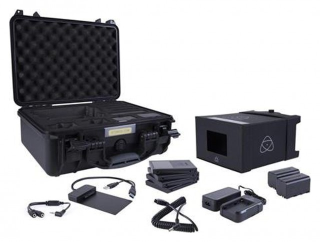 Atomos Atomos Accessory Kit for Flame/Inferno Series with HPRC Case