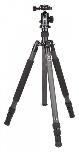 Sirui Sirui T-1204XL Carbon Tripod with E-10 Head