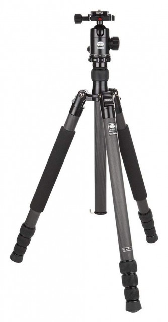Sirui Sirui T-2204XL Carbon Tripod with E-20 Head