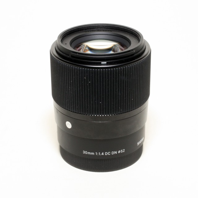 Sigma Used Sigma 30mm f1.4 DC DN for Sony E mount
