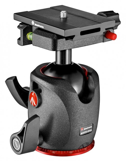 Manfrotto Manfrotto XPRO Magnesium Ball Head with Top Lock