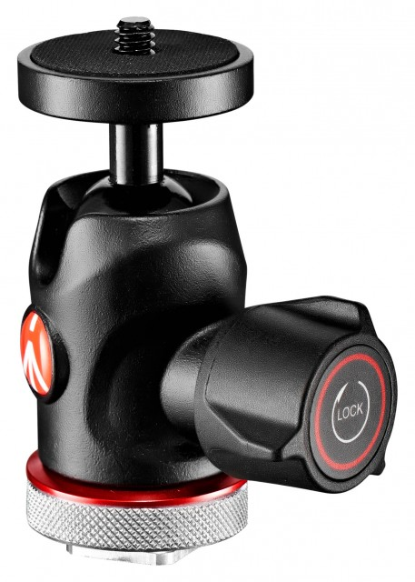 Manfrotto Manfrotto Micro Ball Head with Shoe Mount