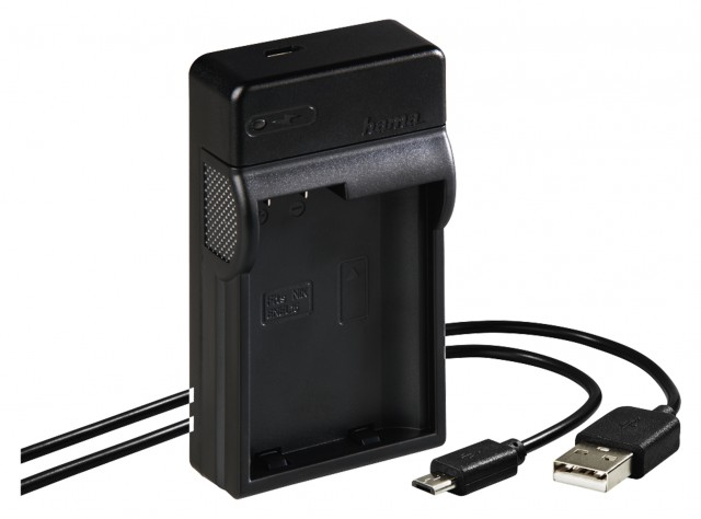 Hama Hama Travel USB Charger for Nikon EN-EL15