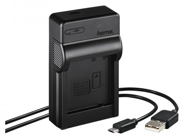 Hama Hama Travel USB Charger for Panasonic DMW-BLG10