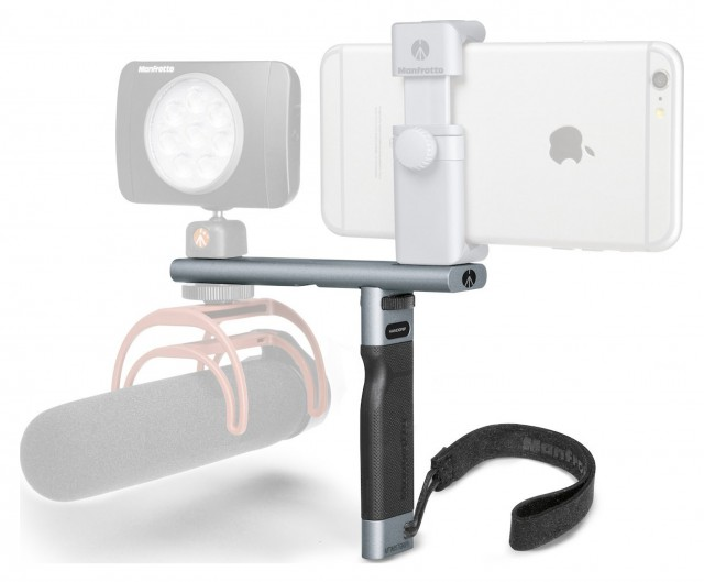 Manfrotto Manfrotto Handle and Bar for smartphone