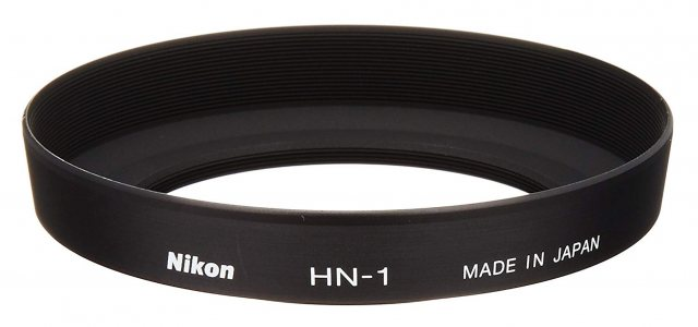 Nikon Nikon HN- 1 52mm Lens Hood for 24/2.8,28/2,35/2.8PC