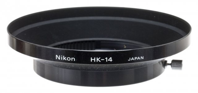 Nikon Nikon HK-14 Slip-on Lens Hood for 20MM 2.8
