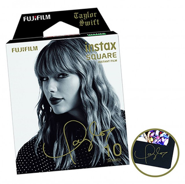 Fujifilm Fujifilm Instax Square SQ Film Taylor Swift
