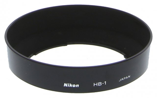 Nikon Nikon HB-1 62mm Bayonet Lens Hood for 35-70,28-85