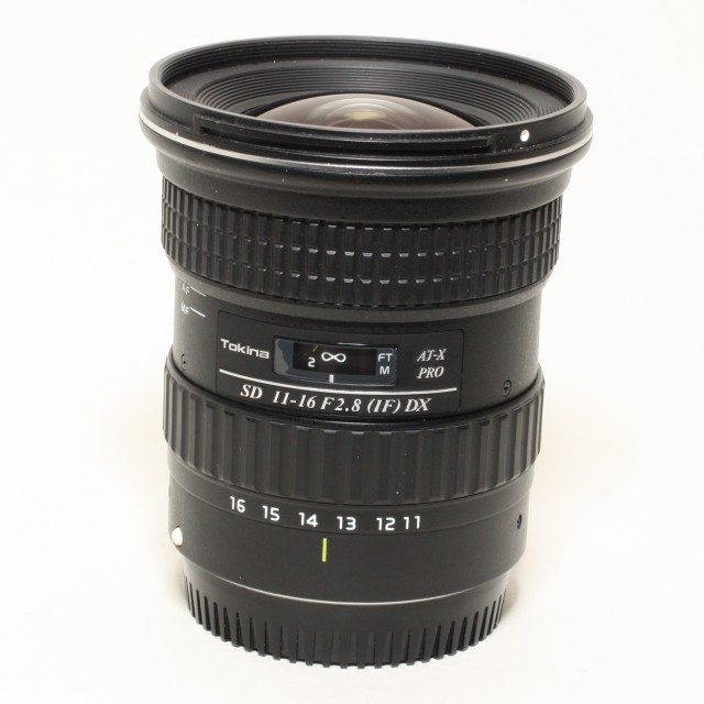 Sundry Used Tokina 11-16mm f2.8 DX for Canon EOS
