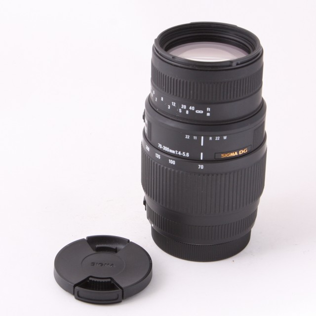 Sigma Used Sigma 70-300mm f4-5.6 for Canon EOS