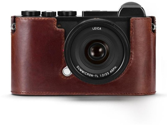 Leica Leica Protector-CL, leather, brown