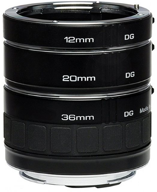 Kenko Kenko DG Extension tube set 36 20 12 for Canon EOS