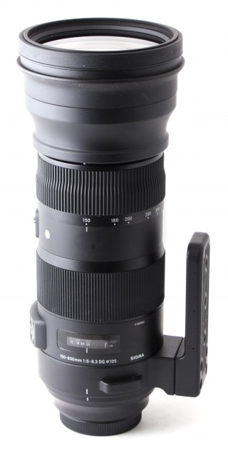 Sigma Used Sigma 150-600mm f5-6.3 Sport for Canon EOS
