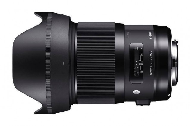Sigma Sigma 28mm F1.4 DG HSM ART for Sony FE