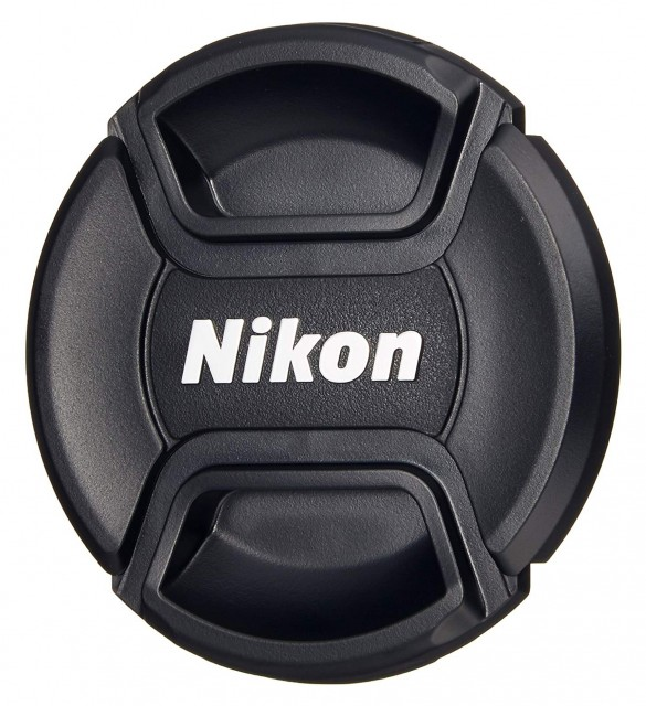 Nikon Nikon LC-52 52mm Snap on front lens cap