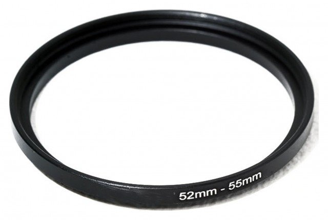 Kenko Kenko Stepping Ring, 52-55mm Step-Up